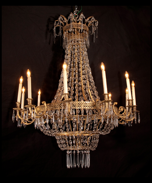 antique french empire chandelier chandeliers design, Lighting ideas - French  Empire Chandelier – Thejots. - Antique French Empire Chandelier Antique Furniture